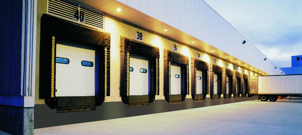 Commercial Bay Doors Alamo Doors Amp Gates Arlington Tx