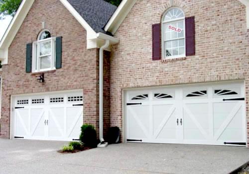 Garage Door Panel Replacement & Mid-America Residential Garage Door | Alamo Door u0026 Gate