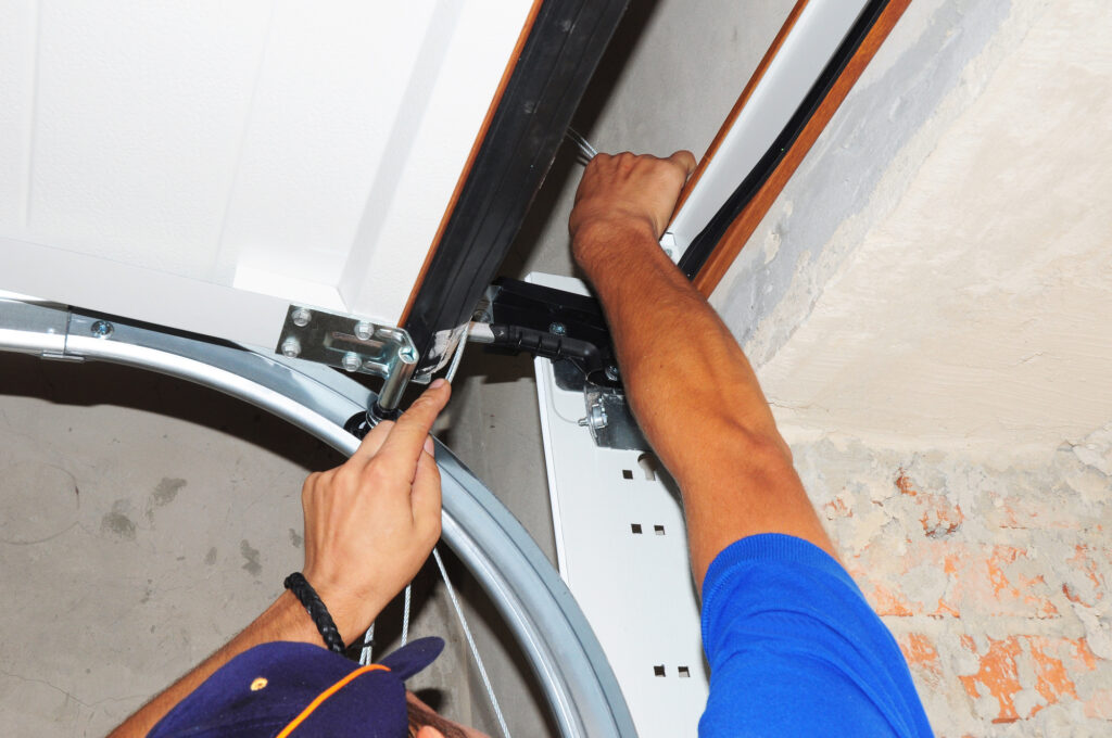 fort worth garage door repair