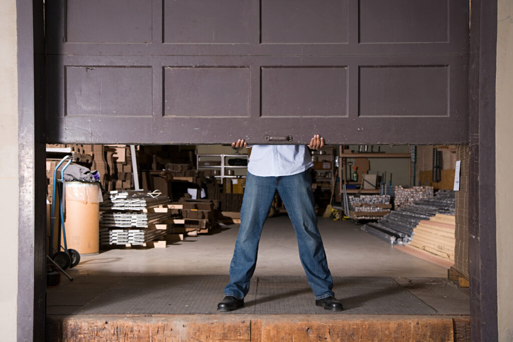Southlake garage door repair