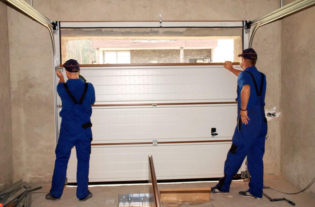 arlington garage door repair