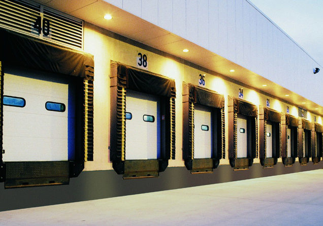 Mid-America Commercial Bay Door Row