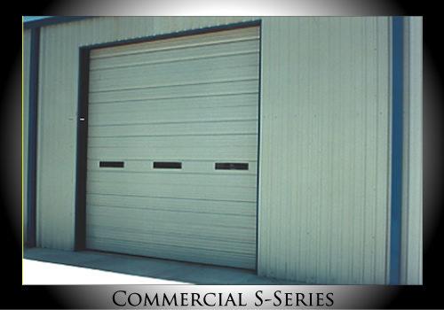 Mid-America Commercial Bay Door