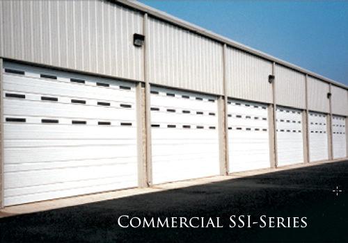 Mid-America Commercial Bay Door Row 2